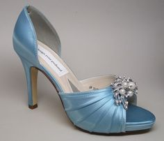 adorable for bridal shoes but maybe a bit darker???