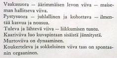Viiva - viivojen ilmeet (taustaa).
