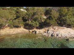 Chambres d hotes Castelmau au Lavandou - YouTube Provence, Vacation Places, Dimples, Bedrooms, Beach, Provence France