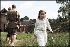 Eastern viking/rus/slavic village. http://goldisblood.tumblr.com/