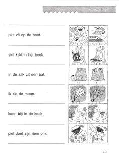 Begrijpend lezen (Sinterklaas)