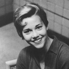 Jane Fonda, 1955