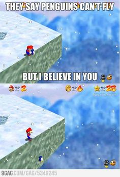jajaja I remember this in super mario 64 S Morrison Video Game Memes, Video Games Funny, Funny Games, Super Smash Bros, Super Mario Bros, Super Mario Memes, Mario Funny, Mario Comics, Mario And Luigi