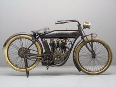 1911 Indian board track racer.