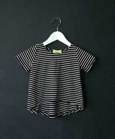 b striped fashion shirt Supayana baby toddler