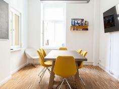 shareDnC – die Plattform für kleine Büros, flexible Büroräume und Coworking  #büromöbel #bueromoebel #design #office #büro #buero #interior #furniture #ideas #modern #style #möbel #boardroom #conferenceroom #inspiration