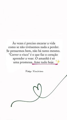 Apenas ame! Quotes White, Love Quotes, Positive Thoughts, Positive Vibes, Sentences, Texts, Self, Love You, Positivity