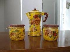 Risultati immagini per caffettiere decorate