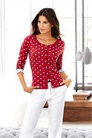 Heine Spotty Cardigan. Get immaculate discounts up to 60% at Ezibuy using Coupon and Promo Codes.