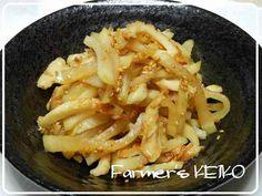 【農家のレシピ】大根とちくわの甘辛炒めの画像