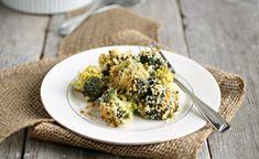 Light Broccoli Gratin