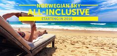 From the trendy Art Deco District of South Beach in Miami, to the gorgeous beaches, to the 18th century fortresses of the Bahamas, to the only eco-fun private island destination in the Caribbean, Great Stirrup Cay, this cruise has something for everyone. Contact me today to book your All-Inclusive Norwegian Sky Cruise! crystal@wishuponastarwithus.com | 217-953-0535