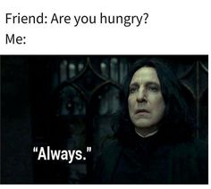 Funny Memes That'll Make You Laugh Every Single Time - 25 Stupid Funny Memes, Funny Relatable Memes, Funny Texts, Hilarious, Fun Funny, Harry Potter Jokes, Harry Potter Fandom, Alan Rickman, Memes Humor