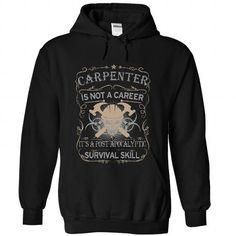 CARPENTER - POST APOCALYPTIC SURVIVAL SKILL T-SHIRTS, HOODIES, SWEATSHIRT (38.99$ ==► Shopping Now)