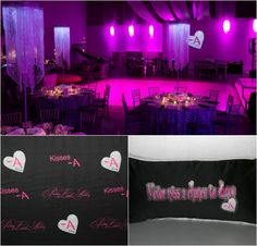 5 Ideas for a Bar & Bat Mitzvah Name Theme - TV Show Inspired Logo for Ashley {H&H Photographers} - mazelmoments.com