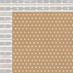 Crate Paper - Maggie Holmes Collection - Shine - 12 x 12 Double Sided Paper - Twinkle Single Sheets, Crate Paper, American Crafts, Cool Patterns, Twinkle Twinkle, Paper Design, Pattern Fashion, Crates, Kit