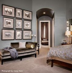 possible wall color for my room