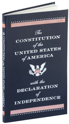 The Constitution of the United States of America with the Declaration of Independence (Barnes & Noble Collectible Editions) $3.99
