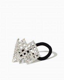 Diamond Sparkle Ponytail Elastic