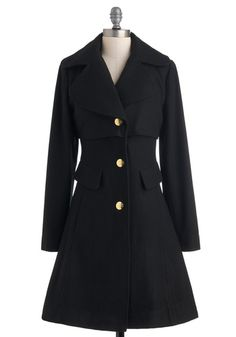 Warm Welcome Coat, #ModCloth]      This is my perfect coat. Need to get it.