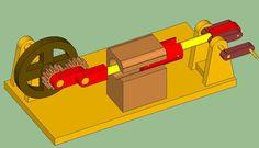 Mecanismos para ingenieros y para no ingenieros también!