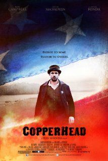 Tuesday, August 26, 1 pm - Copperhead (2013)