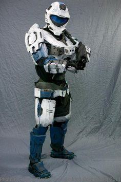 #spartan #halo | The Geek Game Place | Pinterest | Halo armor Cosplay and Halo cosplay & Great co-splay armor replica. Want! #spartan #halo | The Geek Game ...