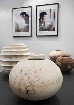 Christoph Finkel, wooden bowls