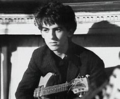George Harrison 1960 So Cute