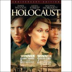 HOLOCAUSTO (1978) Marvin J. Chomsky. Sèrie que narra l'atrocitat de l'holocaust a través del doctor Joseff Weiss i la seva família.