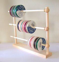 Bobina cinta soporte almacenamiento estante por DesignsbyDuane