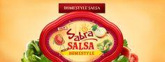 Fresh Hummus, Salsa, Guacamole & Dips from Sabra Dipping Company Greek Yogurt Dips, Guacamole Dip, Mild Salsa, Portable Snacks, Sounds Good, Hummus, Healthy Snacks, Fresh, House Styles