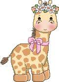 Giraffe Baby Shower Theme