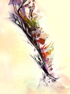 Abstract art is a way of expressing a modified view of the world by simplifying or complicating the use of colour, shape and form. A discipline based very much on emotion, abstract art stimulates an individual's thoughts, beliefs, ideas and imagination.