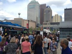 Food Truck & Cart Festival! Photo by @LiveKaufman