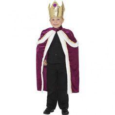King Balthasar Rot Weise Mann Kinder Kostüm Krippenspiel Kostüm Schule Theater