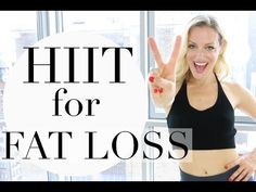 HIIT FOR FAT LOSS | TRACY CAMPOLI | BEST FAT BURNING WORKOUT FOR WOMEN