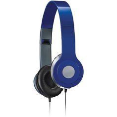 Ilive Over-ear Designer Stereo Headphones