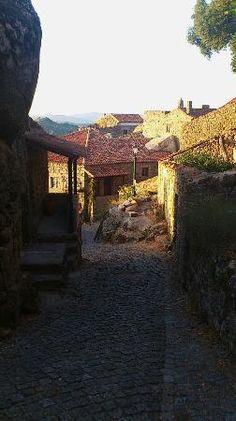 Monsanto, the most portuguese village of Portugal.