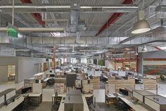 Team One USAs Los Angeles Offices / Shubin + Donaldson