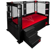 MMA bed!