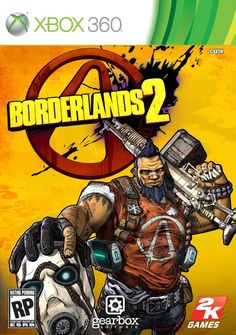 Boarderlands 2. This game is going to be great!