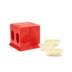 Look what I found at UncommonGoods: dumpling cube... for $34.7 #uncommongoods