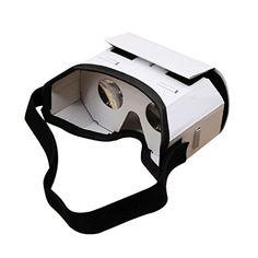 Amlaiworld Google 3D VR caja de realidad virtual gafas - https://complementoideal.com/producto/tienda-socios/amlaiworld-google-3d-vr-caja-de-realidad-virtual-gafas-de-cartn-para-el-telfono-elegante/
