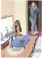 Kiraz-Artworks - Playboy cartoons
