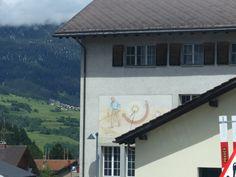 Cadran TINIZONG-RONA -Suisse, photo Josette L. Outdoor Decor, Home Decor, Decoration Home, Interior Design, Home Interior Design, Home Improvement