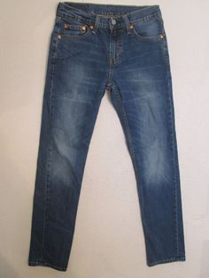 #948 *Size Measures 28X30 * Levi Strauss & Co.* 511 * Super Skinny Legging Jeans #LeviStraussCo #Leggings