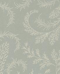 Willow Fern Aqua/Ivory