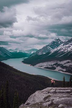 Sulphur Mountain, Mountain Hiking, Mountain View, Best Backrounds, University Of Calgary, Johnston Canyon, World Cities, Banff National Park, Day Hike