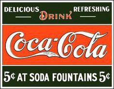 Coca-Cola Sign $28